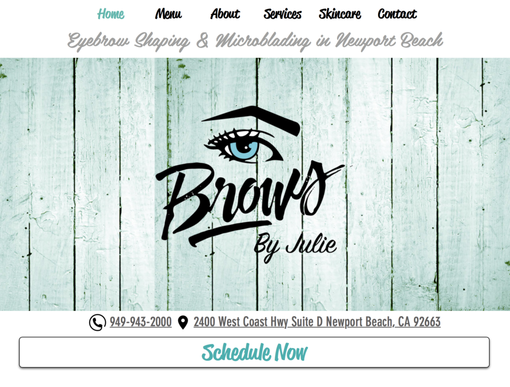 Brows by Julie Newport Beach, CA
