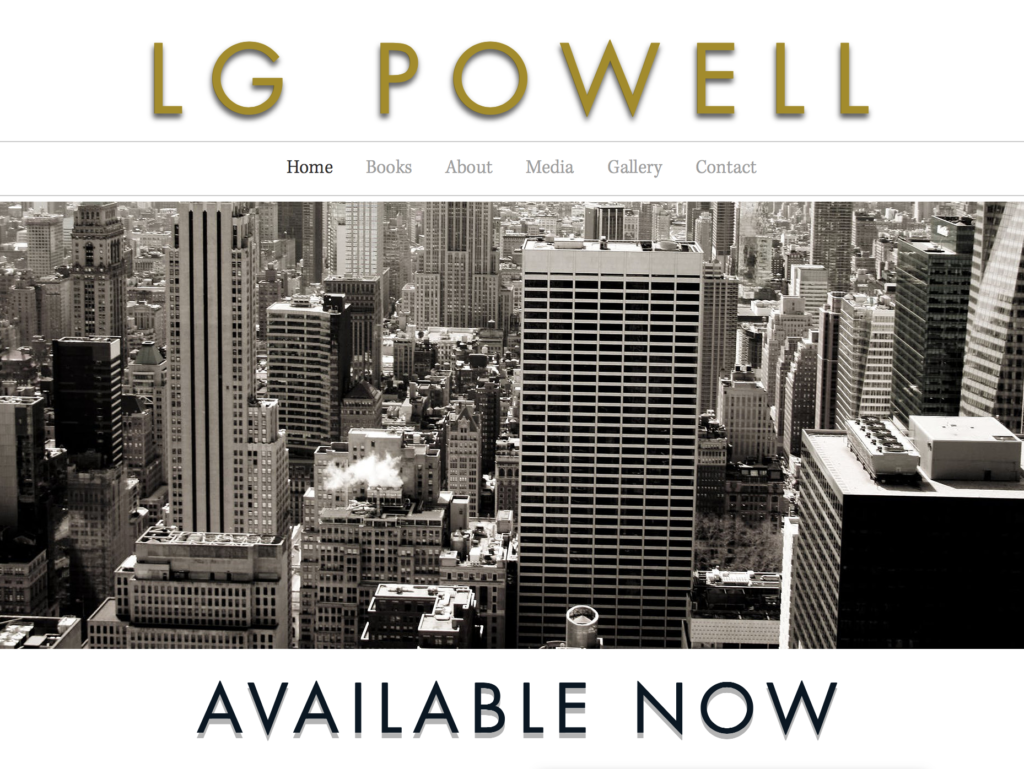 LG Powell Author New York