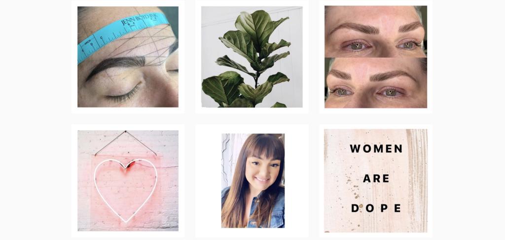 style forward instagram feed